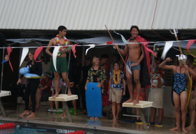 radford swimming club open meet results